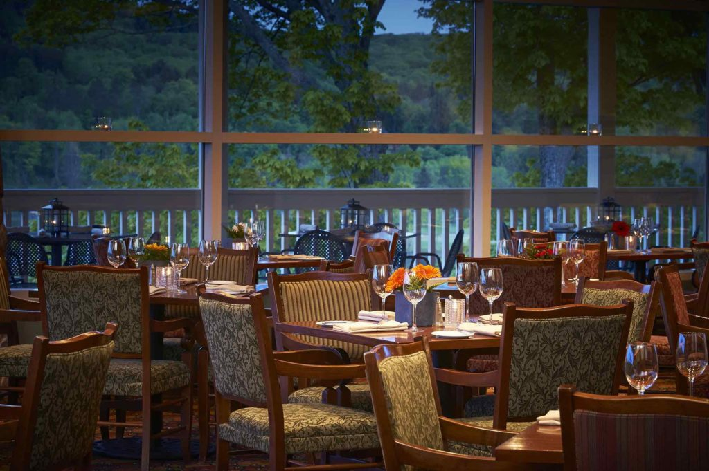 Eclipse: Fine dining at historic Deerhurst Resort