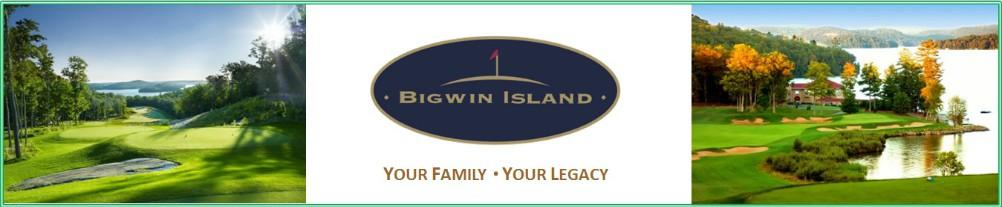 Bigwin Island Ad