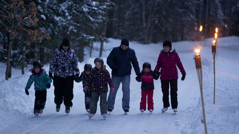 Muskoka Makes List of Winter Things To Do in Ontario