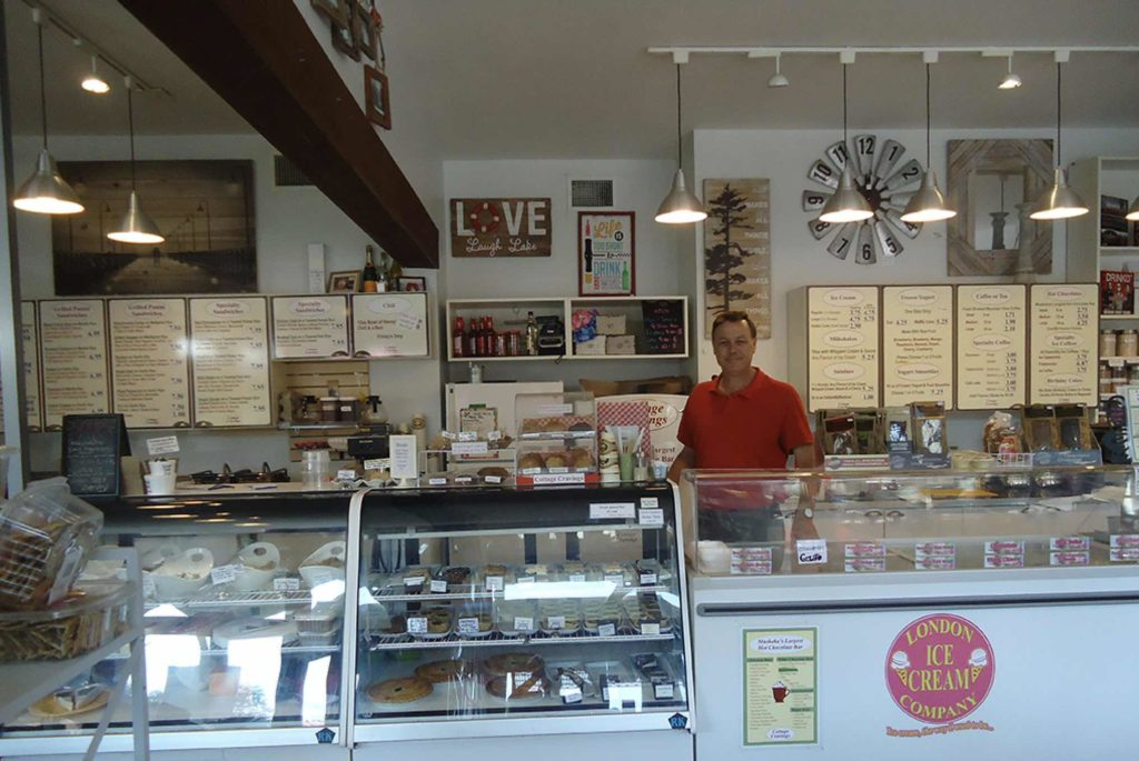 Cottage Cravings in Bala offer sweet treats and more