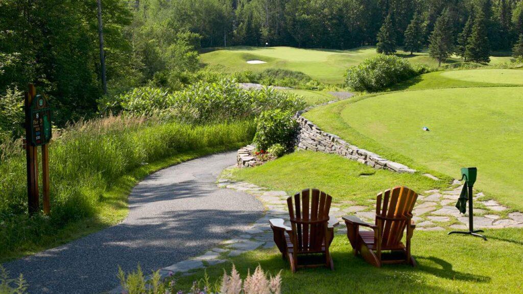 MFI - Deerhurst Highlands Muskoka golf course Holes