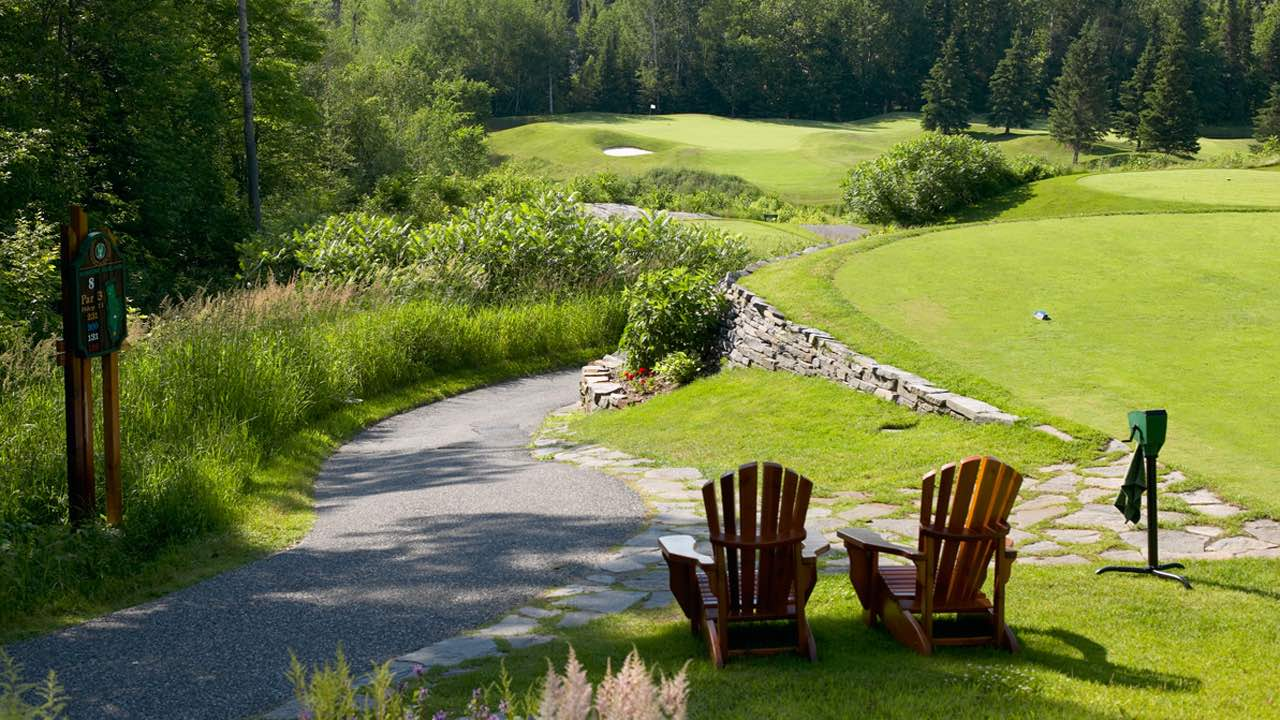 MFI - Deerhurst Highlands Muskoka golf course Holes