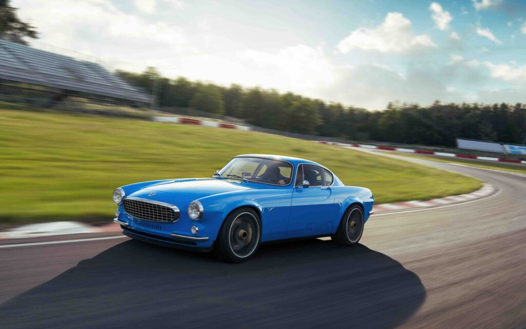 The Volvo P1800 Cyan: What Could Have Been