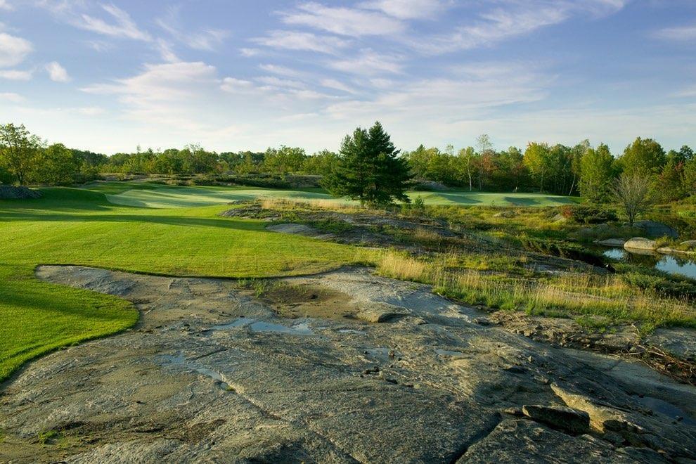 10th hole, Oviinbyrd Golf Club