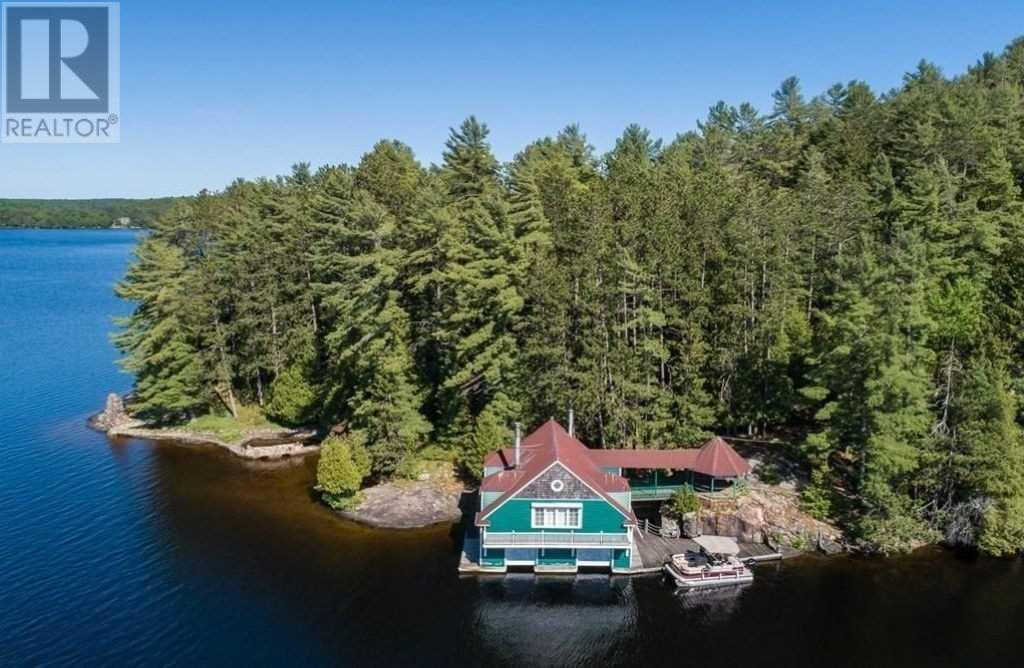 100 CROWN ISLAND , Huntsville Luxury Muskoka real estate