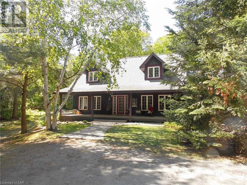 Custom Built Muskoka Home