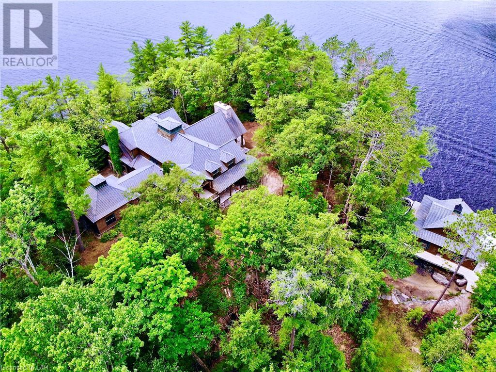 Lake Muskoka waterfront cottage for sale